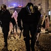 """Olasz belügyminiszter: """"Elfogadhatatlan"""" a kijárási tilalom elleni tüntetés"""