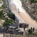 Ötszáz kilométeres falat építettek a határra a törökök