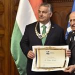 Ezt a videót Orbán FINA-díjáról sokáig nem fogja elfelejteni
