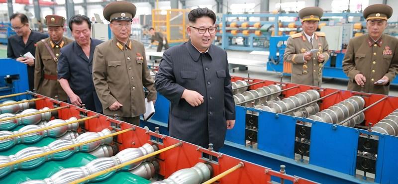 Na, ki segít Kim Dzsong Unnak a szankciós bújócskában?