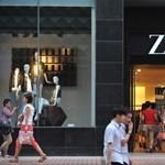 Több száz Zara és H&M zár be visszaesés miatt