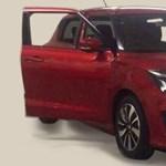 Érdekes kép tűnt fel az új Suzuki Swiftről