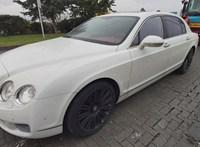 Dániából jöttek idáig a Bentley-vel, de lebuktak