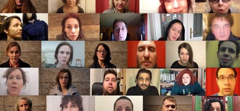 """""""Kiprovokálta. Ő is élvezte"""" – színészek és újságírók mondják el a Kis magyar áldozathibáztatót (videó)"""