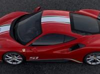 720+ lóerős hibriddel és tisztán elektromos autóval is támad a Ferrari