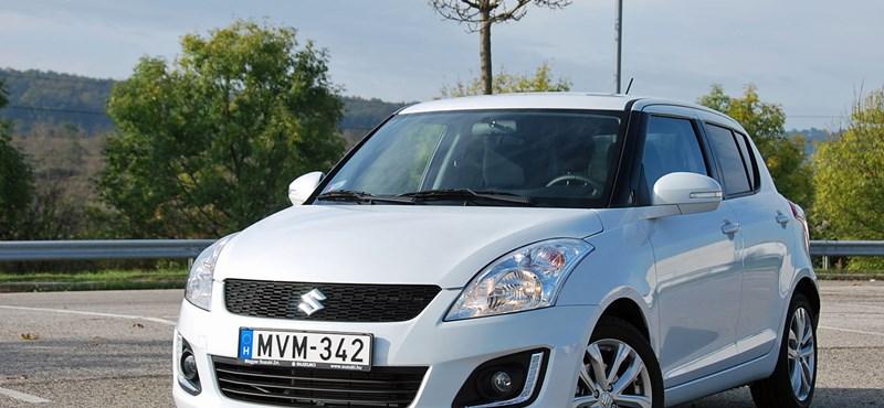 Suzuki Swift 1.2 GS teszt: kicsit másképp ugyanaz