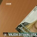Matolcsy György elvette Vajda Zitát