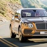 Nem éppen hétköznapi módón próbálják ránk tukmálni a Bentley Bentaygat