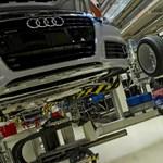 """Az Audi szakszervezete is csatlakozik a """"rabszolgatörvény"""" elleni tüntetéshez"""