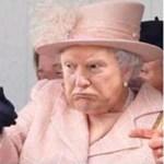 Semmi nem néz ki röhejesebben, mint Donald Trump és II. Erzsébet össze-photoshopolva