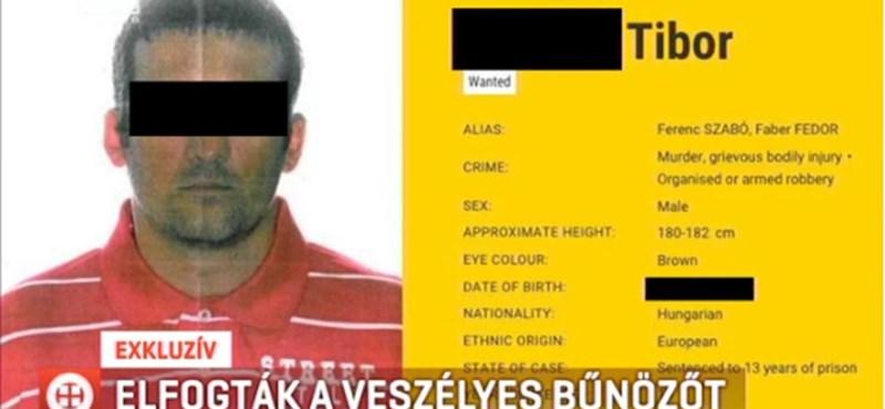 Elkapták az ország egyik legkeresettebb bűnözőjét