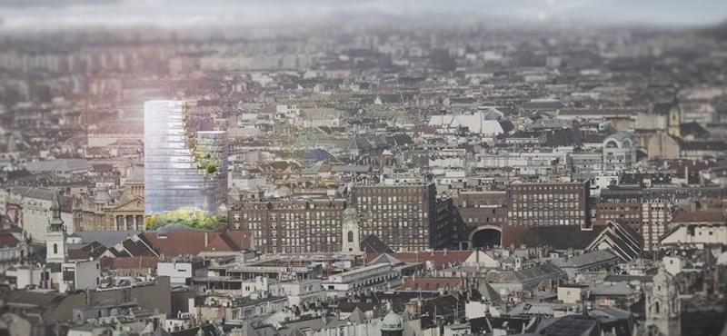 Legyen felhőkarcoló Budapesten? Itt egy újabb terv erre