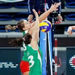 28 éve nem volt ilyen: továbbjutottak az Eb-n a magyar női röplabdások