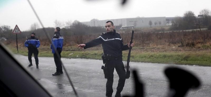 Műveleti videót közölt a francia rendőrség a YouTube-on