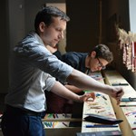 Megy a csipeszelés a magyar pavilonban a Velencei  Biennálén - Nagyítás-fotógaléria