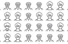 Ember, nem adat: emlékoldal mutatja be a koronavírus-járvány áldozatait