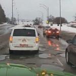 Szidjuk a kátyús útjainkat, aztán az USA-ban meg milyenek az utak? – Videó