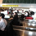 Vége a sorbanállásnak - online check-in a Malévnál