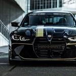 635 lóerős lett az új BMW M3 Competition