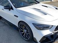 Alaposan átértelmezték az oroszok a Mercedes-AMG GT-t