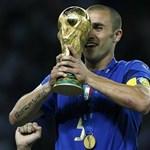 Cannavaro a vb után visszavonul az olasz válogatottól