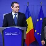 Barroso közölte Pontával aggályait