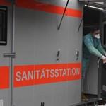 Németországban rekordot döntött a járvány: csaknem 20 ezer fertőzöttet találtak egy nap alatt