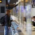 Tömegével törlik járataikat a légitársaságok