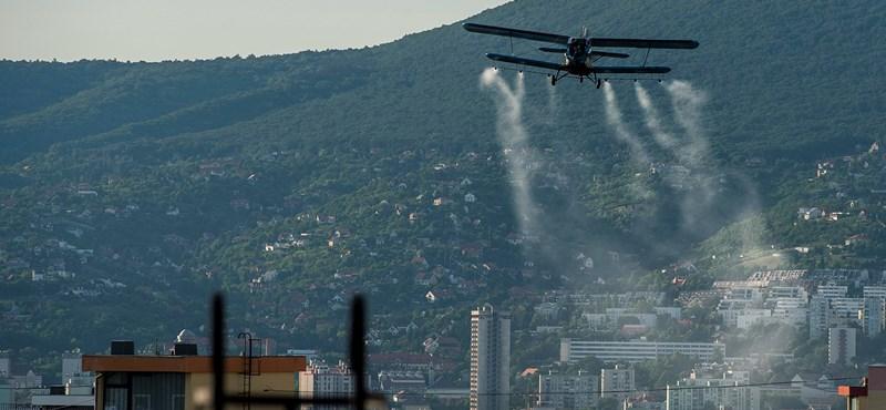Fél évig mégis engedélyezik a kémiai szúnyogirtást