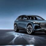 Bemutatkozott az Audi várhatóan legnépszerűbb elektromos modellje