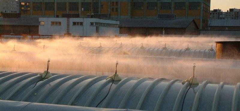 Magyar cég vethet véget az energiazabáló klímák korának