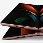 A Samsungnak ez a megoldása az újfajta mobilok képernyőjének nagy problémájára