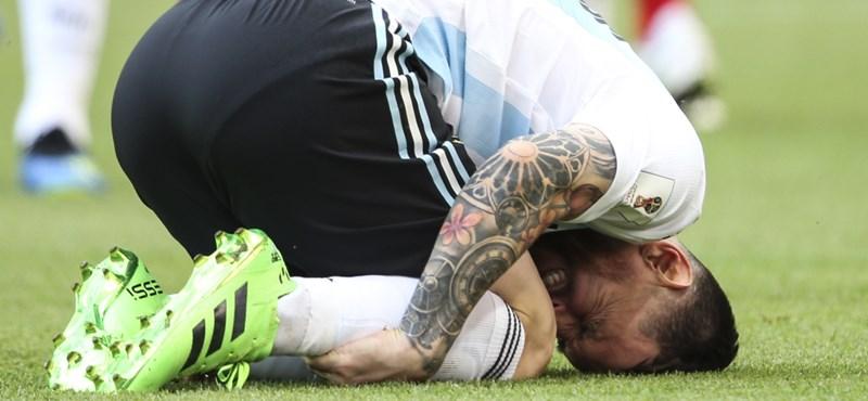 """""""Messi úgy sírt ott, mintha meghalt volna az anyja"""""""