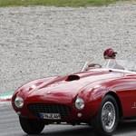 Kilenc év után nyert a Ferrari Monzában