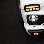 Az oroszok tényleg megcsinálták a Lada Niva-tuningot, amin más autógyártó csak viccelődött