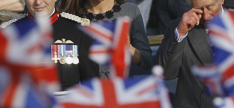 Először szólalt meg hercegnőként Kate Middleton