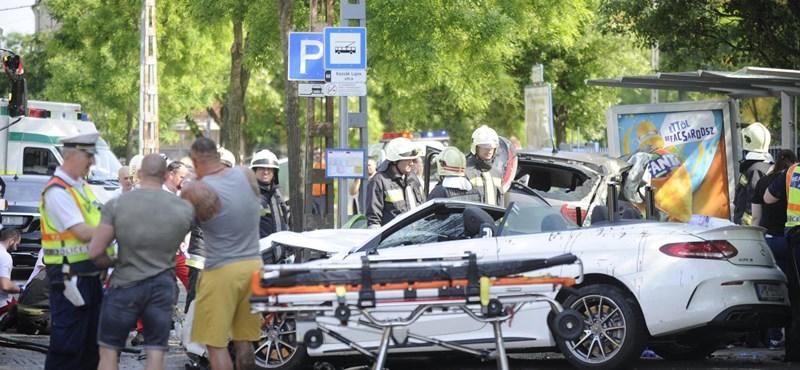 Őrizetbe vették a Dózsa György úti halálos baleset okozóját