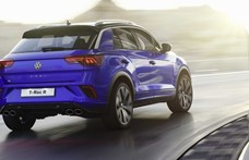 Kicsi, de nagyon erős: 475 lóerős lett a Volkswagen T-Roc R