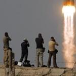 Orosz, amerikai és német űrhajóst lőttek ki az űrbe