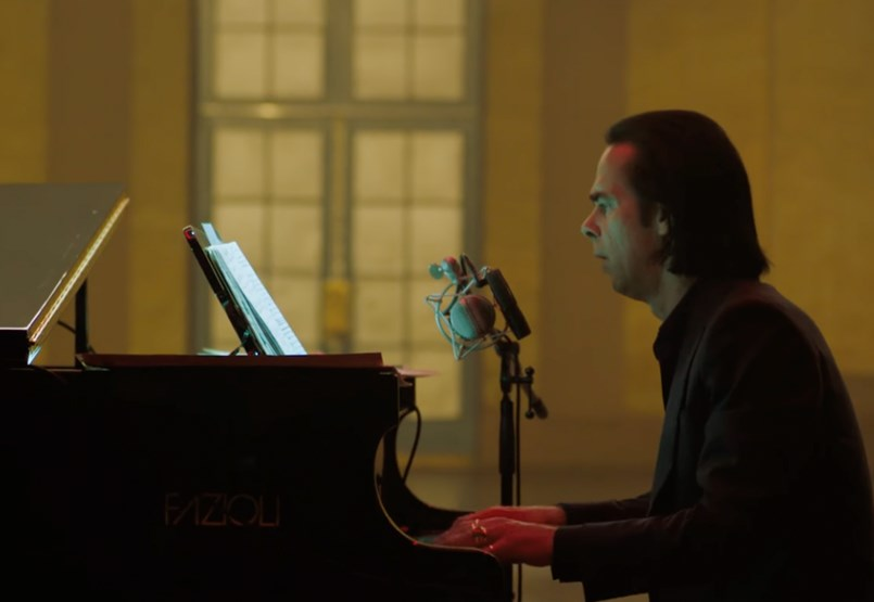 Nick Cave has done more than write the official song for quarantine