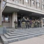 Az éjszaka sem indult meg az ukrán terrorellenes művelet