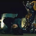 Videó: együtt láthatja a látványos Transformers-akciókat