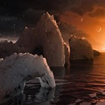 A NASA nagy bejelentése: fantasztikus képet tettek közzé az egyik bolygó elképzelt felszínéről
