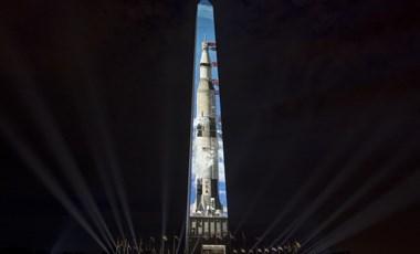 Űrhajóvá változott a Washington-emlékmű, és kegyetlen jól néz ki – fotók