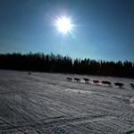 20 fokkal van melegebb Alaszkában az ilyenkor szokásosnál