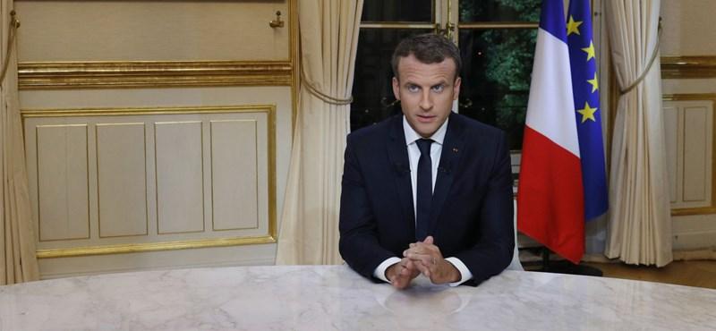 Emmanuel Macron: Aki lefitymálja a sokszínűséget, az saját magát árulja el