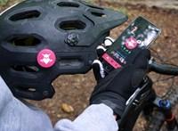 Minden kerékpárra jó lenne felszerelni egy ilyen vészhívót