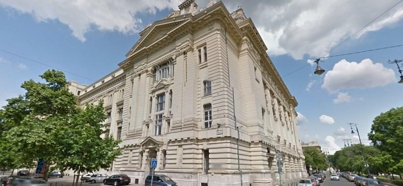 Koronavírusos lett a Fővárosi Törvényszék egyik bírója