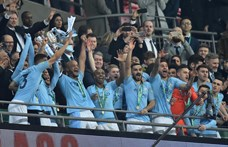 Elégtételt vett a Manchester City a Tottenhamen