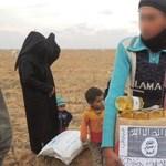 Az Iszlám Állam a sajátjaként osztja tovább az ENSZ-adományokat